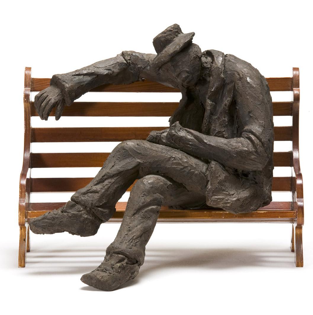 פסל חימר | רות גולן הנל | לאות